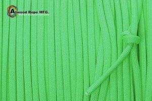 Паракорд 550 USA - Neon Green от Магазин паракорда и фурнитуры Survival Market