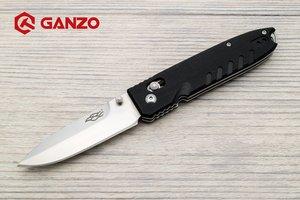 Нож Ganzo G746 (черный) от Магазин паракорда и фурнитуры Survival Market