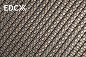 550 паракорд EdcX - Gray beige snake (Украина) от Магазин паракорда и фурнитуры Survival Market