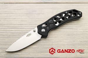 Нож Ganzo Firebird FB7631 (черный) от Магазин паракорда и фурнитуры Survival Market