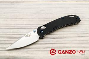 Нож Ganzo Firebird F753M1 (черный) от Розничный SUR