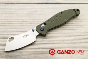 Нож Ganzo Firebird F7551 (армейский) от Магазин паракорда и фурнитуры Survival Market