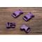 Фастекс 16 мм - фиолетовый от Магазин паракорда и фурнитуры Survival Market