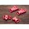 Фастекс 14 мм* со свистком - красный от Магазин паракорда и фурнитуры Survival Market