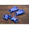 Фастекс 14 мм* со свистком - синий от Магазин паракорда и фурнитуры Survival Market