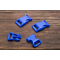 Фастекс 16 мм - синий от Магазин паракорда и фурнитуры Survival Market