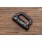 Карабин GRIMLOC Locking D-Ring - черный от Розничный SUR
