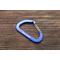Карабин NH 65 мм - синий от Магазин паракорда и фурнитуры Survival Market