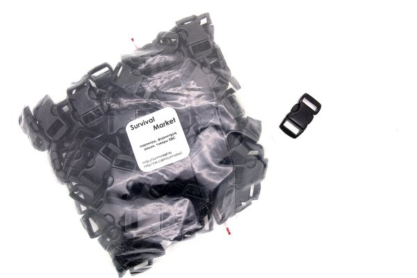 Фастексы 10 мм упаковками от Магазин паракорда и фурнитуры Survival Market