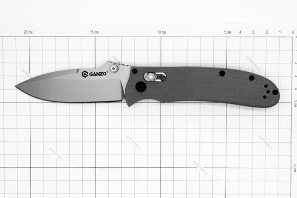 Нож Ganzo G704 (песочный)