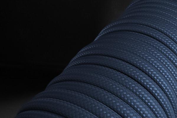 550 паракорд EdcX - Navy blue (Украина) от Survival Market