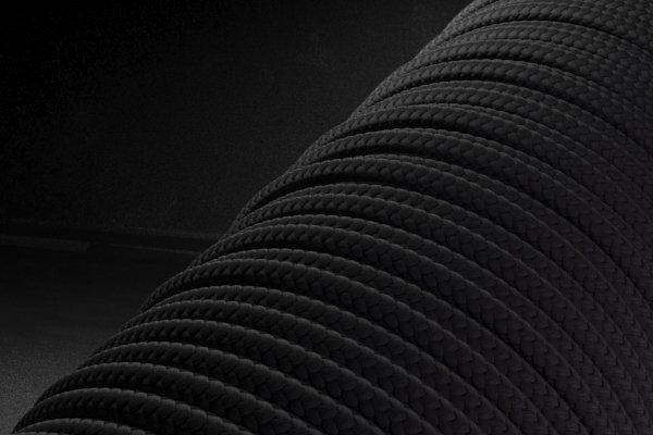 Паракорд 2 мм - черный от Магазин паракорда и фурнитуры Survival Market