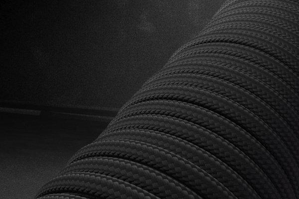 550 паракорд - черный от Survival Market