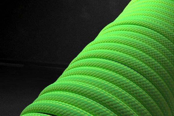 550 паракорд - ярко-зеленый от Survival Market
