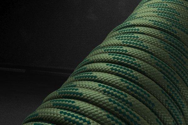 550 паракорд - зеленый лес камо от Магазин паракорда и фурнитуры Survival Market