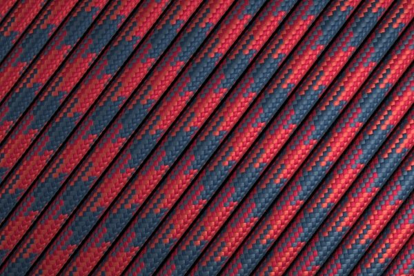 550 паракорд - нави-красный (М2) от Магазин паракорда и фурнитуры Survival Market