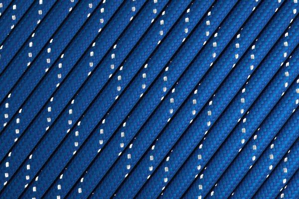 Светоотражающий 550 паракорд - синий от Магазин паракорда и фурнитуры Survival Market