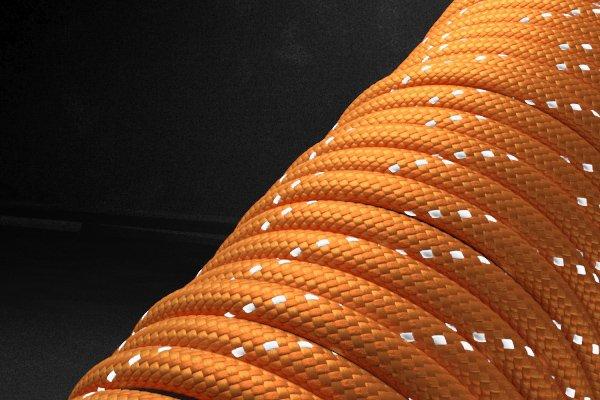 Светоотражающий 550 паракорд - ярко-оранжевый от Survival Market