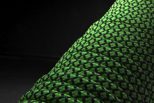 550 паракорд - зеленая змея
