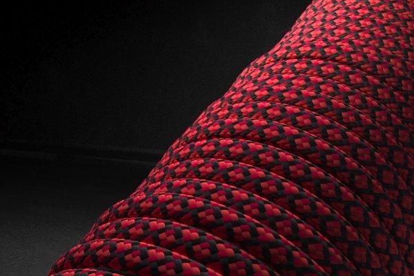 550 паракорд Snake - красный от Магазин паракорда и фурнитуры Survival Market
