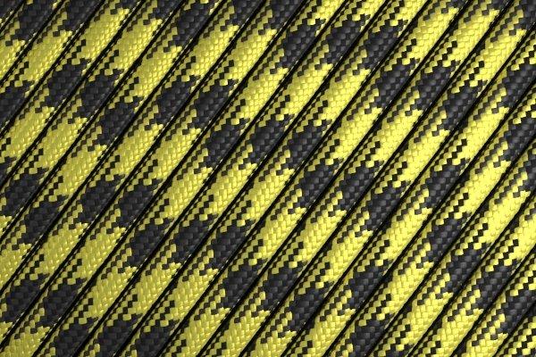 Купить 550 паракорд - желто-черный (М1)