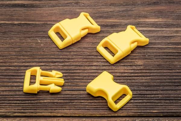 Фастекс 16 мм - желтый от Магазин паракорда и фурнитуры Survival Market