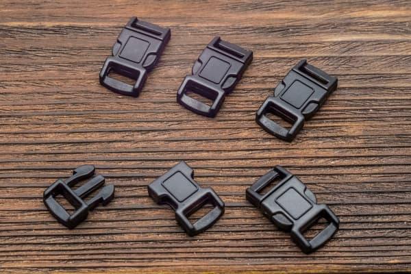 Фастекс 10 мм - D черный от Магазин паракорда и фурнитуры Survival Market