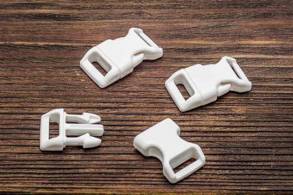 Фастекс 16 мм - белый от Магазин паракорда и фурнитуры Survival Market