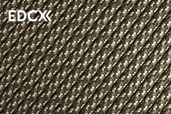 550 паракорд EdcX - Oliva digital (Украина) от Survival Market