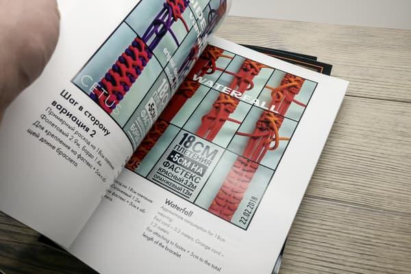"Книга Павел Макурин ""Живой паракорд"" от Магазин паракорда и фурнитуры Survival Market"
