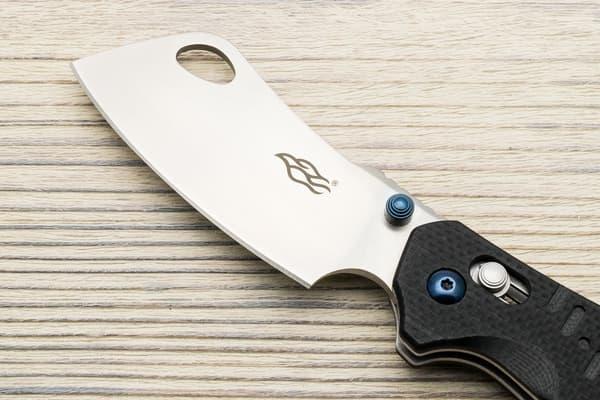 Нож Ganzo Firebird F7551 (черный) от Магазин паракорда и фурнитуры Survival Market