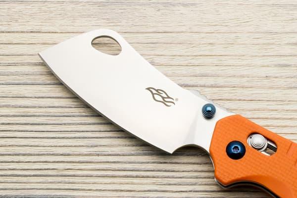 Нож Ganzo Firebird F7551 (оранжевый) от Магазин паракорда и фурнитуры Survival Market
