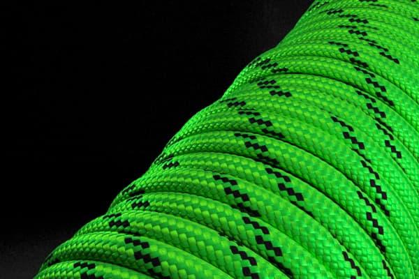 550 паракорд EdcX - Green Line (Украина) от Магазин паракорда и фурнитуры Survival Market