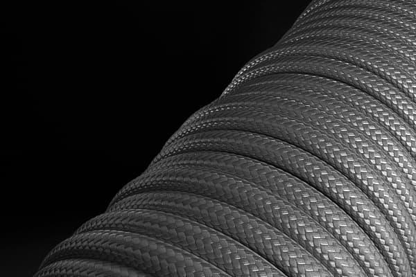 550 паракорд - Dark Gray (100 метров бобина) (Украина) от Магазин паракорда и фурнитуры Survival Market