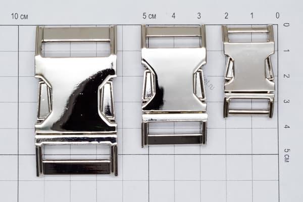 Фастекс 25 мм металл от Магазин паракорда и фурнитуры Survival Market