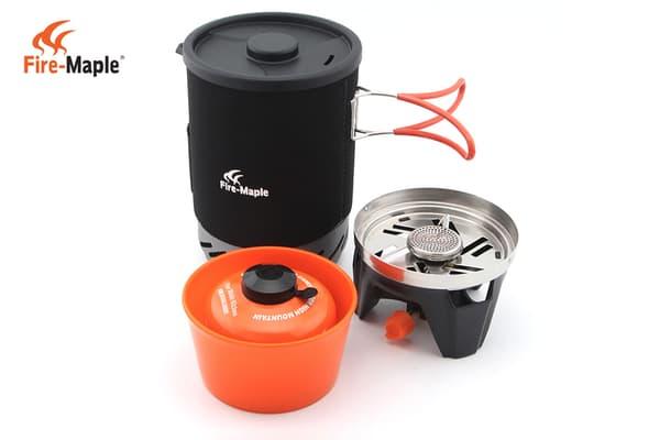 Система приготовления пищи Fire-Maple FMS-X1 (Star X1) от Магазин паракорда и фурнитуры Survival Market