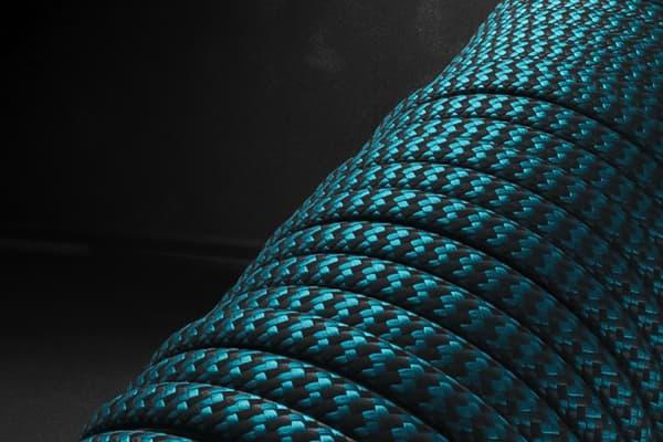 550 паракорд EdcX -  Ice Mint Wave (Украина) от Магазин паракорда и фурнитуры Survival Market