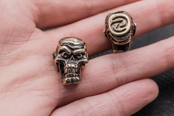 "Подвес на темляк ""Зомби"" от Магазин паракорда и фурнитуры Survival Market"