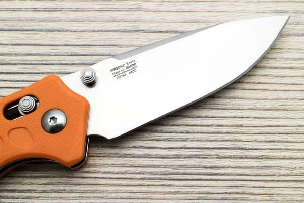 Нож Ganzo Firebird FB7631 (оранжевый) от Магазин паракорда и фурнитуры Survival Market