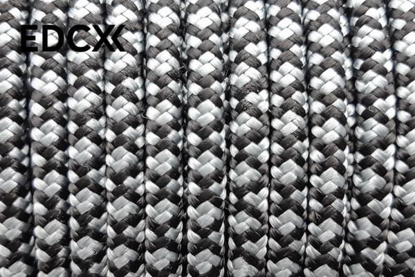 PPM cord (EdcX) 6 мм - Gray snake от Магазин паракорда и фурнитуры Survival Market