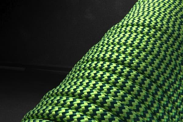 550 паракорд Waves - зеленый от Магазин паракорда и фурнитуры Survival Market