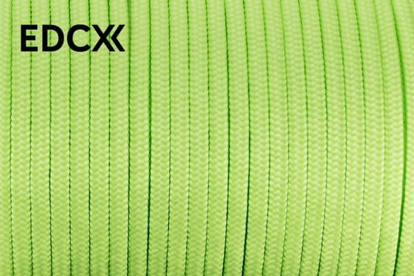 Minicord светящийся в темноте EdcX (2.8mm) Green (Украина) от Магазин паракорда и фурнитуры Survival Market