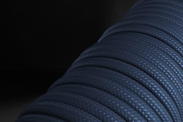 550 паракорд - Navy blue (Украина) (100 метров бобина) от Магазин паракорда и фурнитуры Survival Market