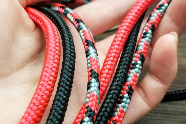 PPM cord (EdcX) 6 мм - Red Snake от Магазин паракорда и фурнитуры Survival Market