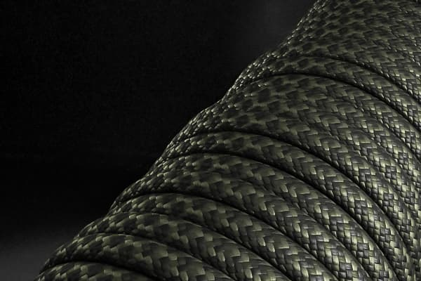 550 паракорд - Black snake (100 метров бобина) (Украина) от Магазин паракорда и фурнитуры Survival Market