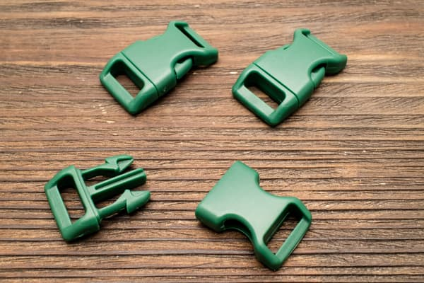 Фастекс 16 мм - темно-зеленый от Магазин паракорда и фурнитуры Survival Market
