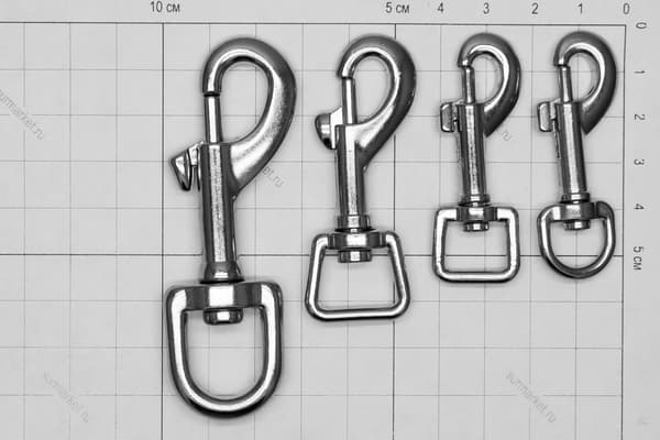 Карабин Dog Collar Hook 82 mm (распродажа остатков) от Магазин паракорда и фурнитуры Survival Market