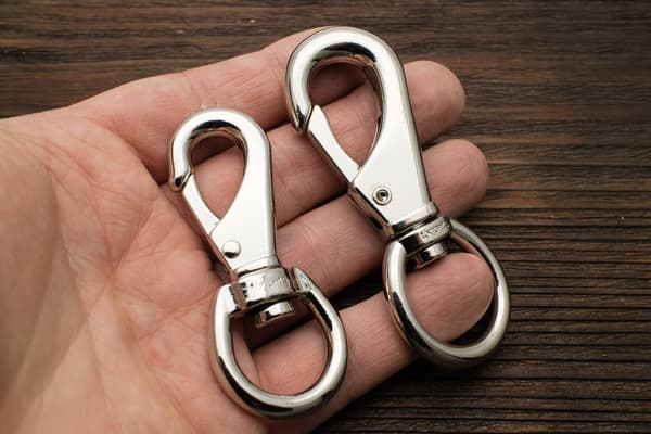 Карабин-крюк усиленный Dog Collar Hook 84 mm от Магазин паракорда и фурнитуры Survival Market