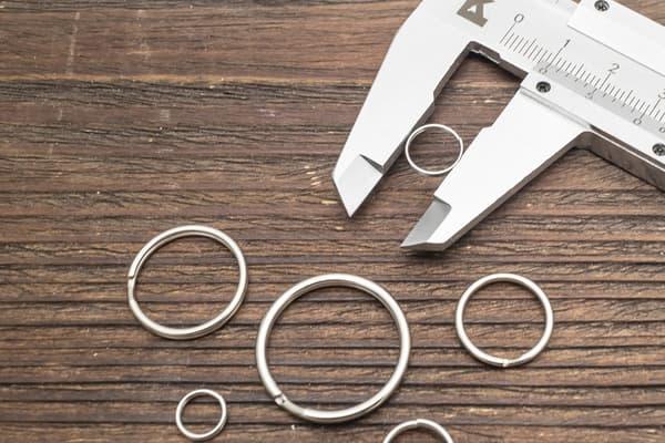 Кольца заводные 10 мм (комплект) от Магазин паракорда и фурнитуры Survival Market