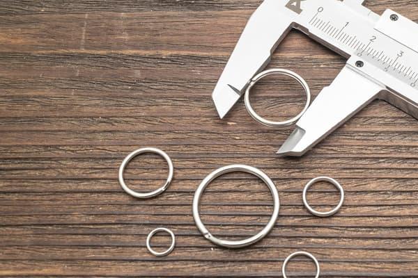 Кольца заводные 20 мм (комплект) от Магазин паракорда и фурнитуры Survival Market